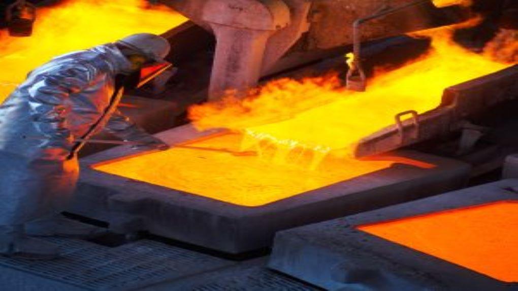 Kupferproduktion in Chile