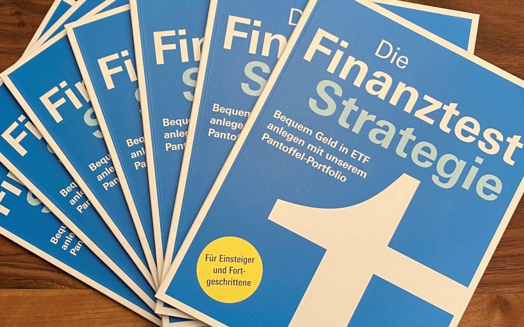 Die Finanztest-Strategie – Unser neues Buch ist da