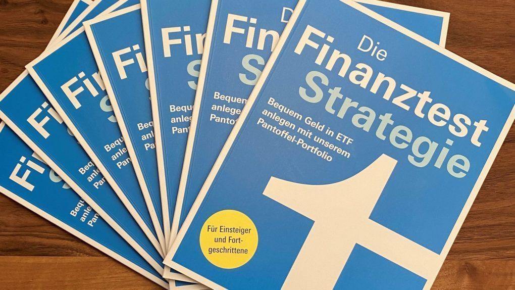 Buchneuerscheinung: Die Finanztest-Strategie