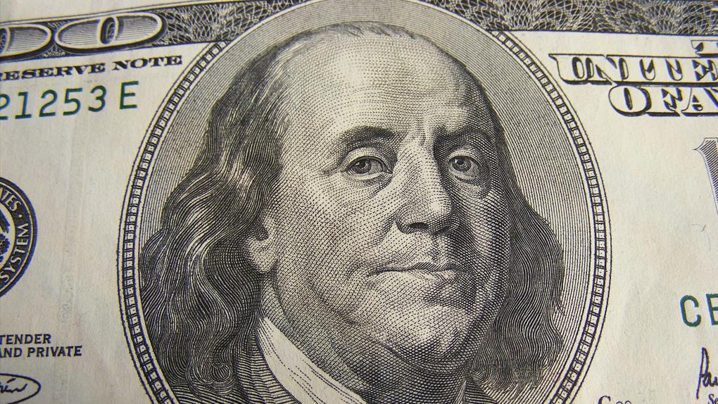 Der US-Dollar wird schwächer