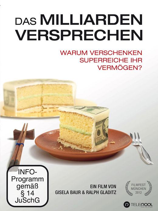 Filmplakat für das Milliardenversprechen