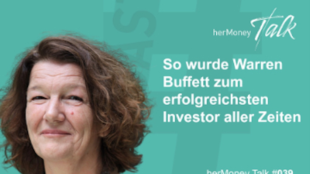 Der Podcast von HerMoney zu Warren Buffet