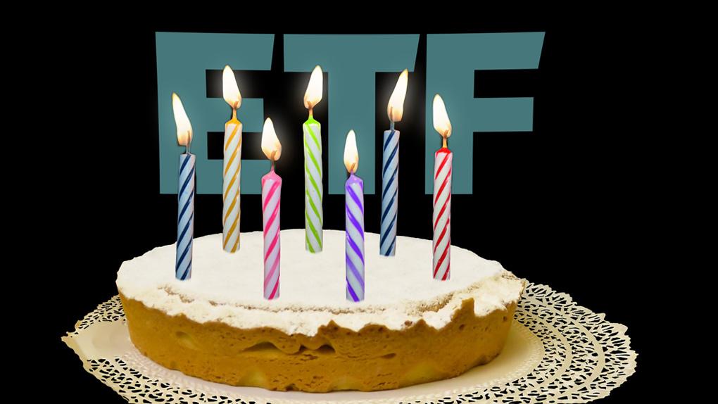 20 Jahre ETF: Lieblingspapiere feiern Geburtstag