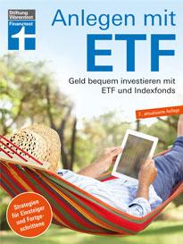 Anlegen mit ETF, Stifung Warentest, geschrieben von den Finanzjournalisten