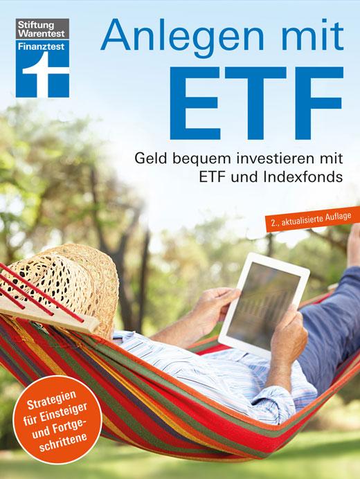 Anlegen mit ETF von der Stiftung Warentest