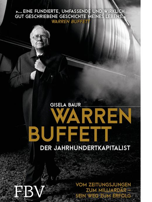 Biographie über Warren Buffett von Gisela Baur