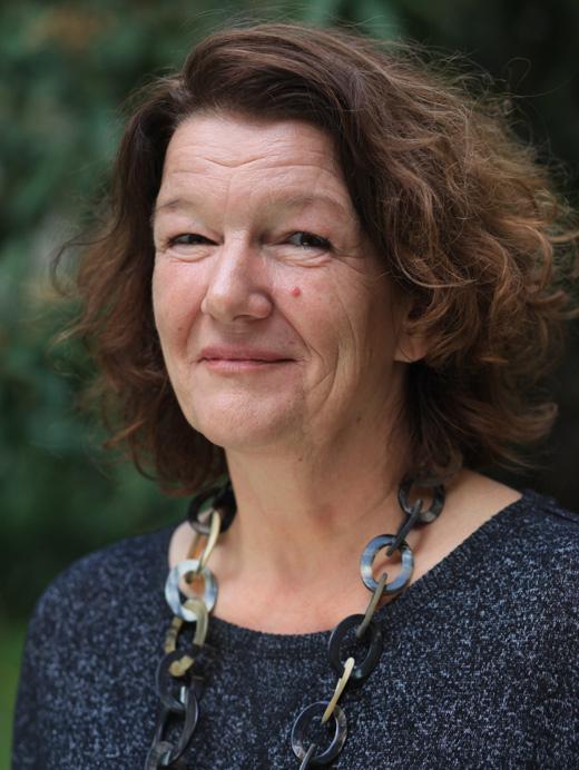 Gisela Baur von den Finanzjournalisten