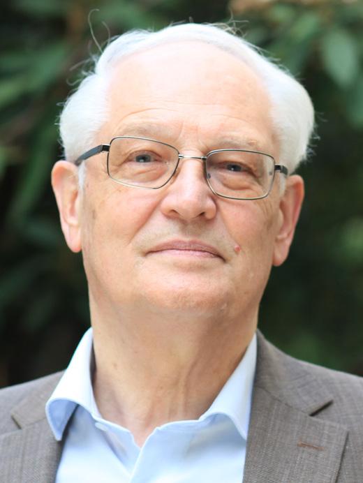 Hans G. Linder von den Finanzjournalisten