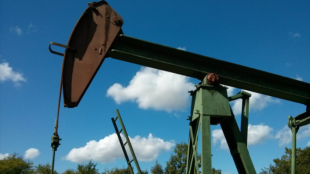 Amerika baut seine Öltürme im Rekordtempo ab