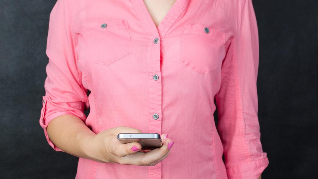Geld-Tipps für Frauen auf dem Handy