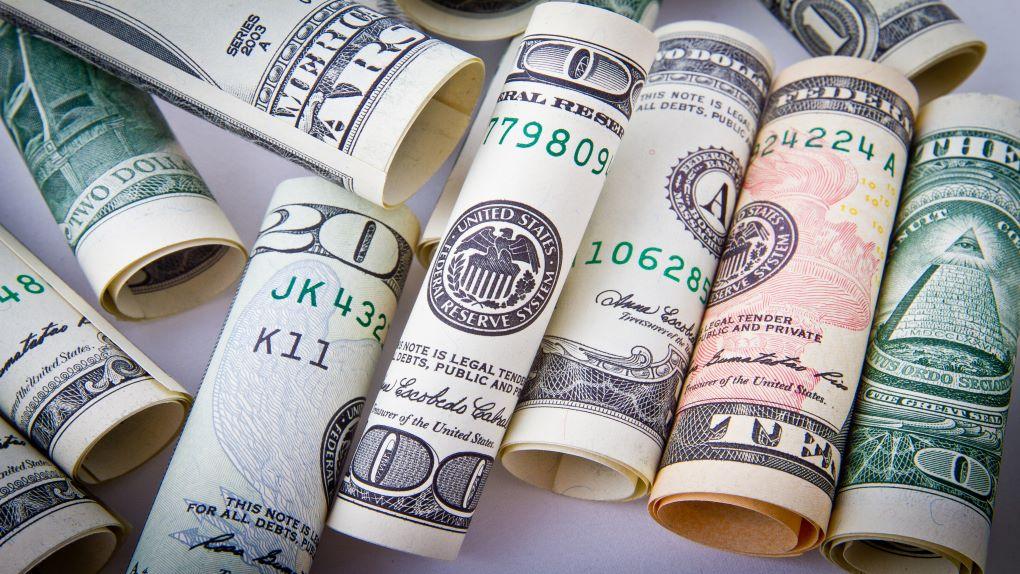 Geld wird umgeschichtet