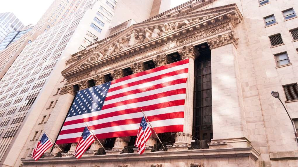 New York Stock Exchange (NYSE) - hier werden SPACs gehandelt