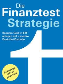 Finanztest Strategie, das Pantoffelportfolio